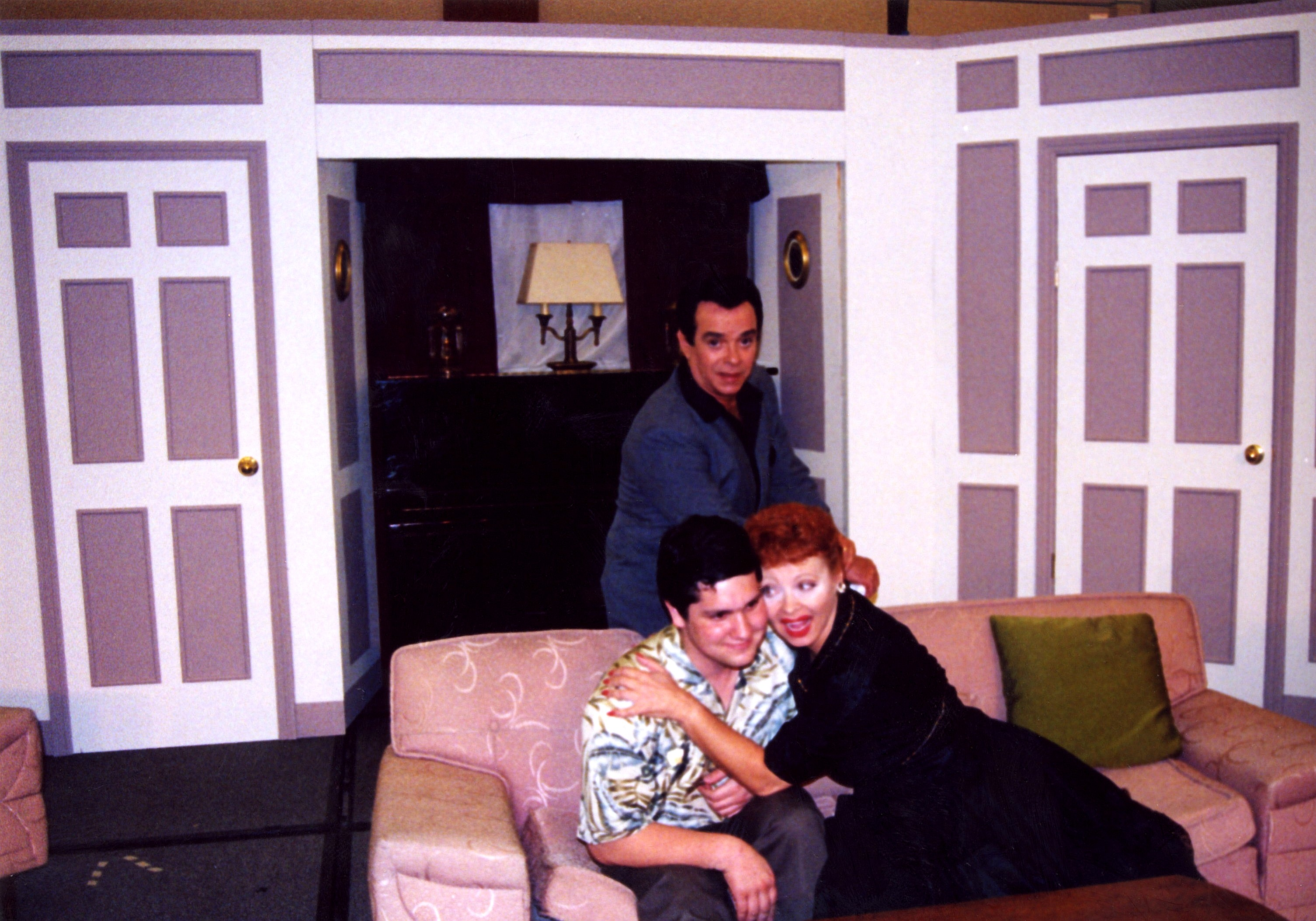 I Love Lucy Apartment Home Design