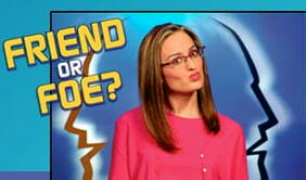 television friend or foe If you were looking for the article about the dvd, then see friend or foe  friend tvcom users give this episode a rating of 85/10 based on 158 votes.